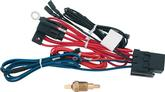 Electric Fan Wire Harness Set with 185°F Temperature Sender for Carbureted Engines