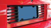 Grill Style License Plate Frame - Various Applications