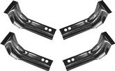 1966-70 Mopar B-Body Main Floor Support Set