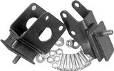 1967-72 MOPAR A-BODY SLANT 6 TO 273CI / 318CI SMALL BLOCK MOTOR SWAP MOUNT SET