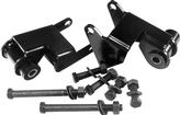 1973-74 MOPAR A / B-BODY SLANT 6 TO B/RB BIG BLOCK ENGINE MOTOR MOUNT SWAP SET