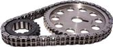 1960-76 MOPAR 383-440 KEYWAY ADJUSTABLE BILLET TIMING CHAIN WITH 1-BOLT CAMSHAFT GEAR