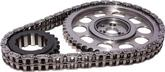 1966-71 MOPAR 383-440 / 426 HEMI KEYWAY ADJUSTABLE BILLET TIMING CHAIN WITH 3-BOLT CAMSHAFT GEAR