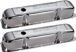 Mopar Big Block Tall Design Moroso Chrome Valve Covers