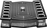 Pro-Track Black Onyx Billet Aluminum Air Cleaner