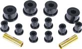 "1960-72 Mopar B-Body / 1970-74 E-Body Black Polyurethane Spring / Shackle Bushing Set (2"", 5/8"", 1"")"