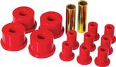 1960-76 Mopar A-Body Red Polyurethane Spring / Shackle Bushing Set (2 / 5/8 / 7/8)