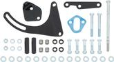 1967-76 MOPAR A/B/E-BODY SANDEN SD7H COMPRESSOR BRACKETS WITHOUT FACTORY AC 361-HEMI WITH PS