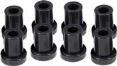 1973-74 MOPAR B-BODY BLACK 1 POLYURETHANE SHACKLE  BUSHING SET