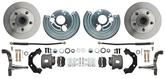 1962-72 MOPAR B-BODY; 70-74 E-BODY - STANDARD FRONT DISC BRAKE CONVERSION KIT
