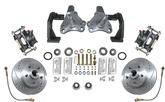 1962-72 MOPAR B-BODY; 70-74 E-BODY - DELUXE FRONT DISC BRAKE CONVERSION KIT