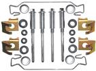 1970 Mopar B/E-Bodies - Brake Caliper Hardware Kit