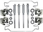 1971 Mopar B/E-Bodies - Brake Caliper Hardware Kit