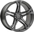 "2010-17 Camaro - MRR 1LE Replica Wheel - 20 x 10"" - Gun Metal Gray Finish"