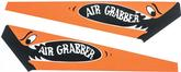 1971-72 GTX / ROAD RUNNER AIR GRABBER  AIR DOOR DECALS