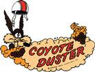 1969 ROAD RUNNER COYOTE DUSTER AIR CLEANER DECAL