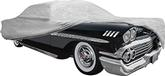 1958 IMPALA / FULL SIZE  4-DOOR DIAMOND BLUE INDOOR CAR COVER