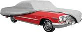 1965-76 IMPALA / FULL SIZE  2 OR DOOR (EXCEPT FASTBACK) GRAY  WEATHER BLOCKER PLUS CAR COVER