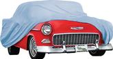 1955-56 Chevrolet 2 Door Diamond Blue Car Cover