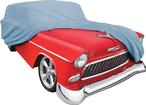 1955 Chevrolet 2 & 4 Door Wagons Diamond Blue Car Cover