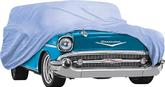 1957 Chevrolet 2 & 4 Door Wagons  Diamond Blue Car Cover