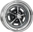 1967-68 MOPAR 15 X 7 MAGNUM 500 WHEEL WITH 5 X 4-1/2 BOLT PATTERN AND 4-1/4 BACKSPACE