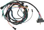 1970 Nova 396 Big Block Engine Harness With TH400 Auto Transmission Warning Lamps And Hei