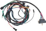 1970 Nova 396 Big Block Engine Harness With Manual Transmission Warning Lamps And Hei