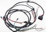 1970 Nova 8 Cylinder Front Light Harness With Warning Lamps AC And RH Internal Regulated Alternator