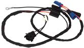 1963 Chevy II / Nova Wiper Motor Harness (2 Speed With Washer)