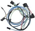 1963 Chevy II / Nova 4 Or 6 Cylinder Air Conditioning Wiring Harness