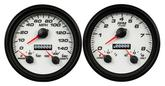 NVU Performance II Series 3-in-1 Black Gauge Kit