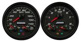 NVU Performance II Series 3-in-1 White Gauge Kit