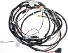 1968 Chevy II / Nova V8 Front Light Harness With Warning Lights And LH Internal Regulated Alt