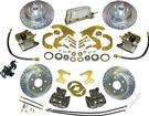 "1958-64 Impala / Full Size Electronic Disc Brake System ith 12"" Front and Rear Rotorsw"