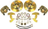 "1963-72 A-Body 9"" Drums / 5x4"" Bolt Pattern Front Disc Brake Upgrade to 5 X 4-1/2"" Plain Rotors"