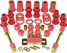 1959-64 Impala / Full Size Red Polyurethane Bushings Set