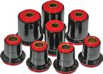 1991-96 Impala / Caprice Red Polyurethane Front Upper / Lower Control Arm Bushing Set
