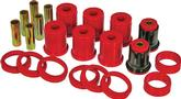 1971-77 Impala / Full Size Red Polyurethane Rear Control Arm Bushings Without Shells