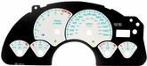 97-98 Trans-Am Gauge Face White