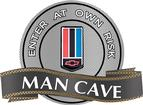 "18"" X 14"" 1993-02 Camaro Man Cave Metal Sign"