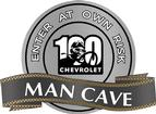"18"" X 14"" Vintage Chevrolet Anniversary Man Cave Metal Sign"