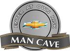 "18"" x 14"" 2010 Bow Tie Man Cave Metal Sign"