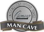 "18"" X 14"" 1968-69 Camaro Man Cave Metal Sign"