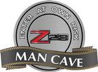 "18"" X 14"" 70-74 Camaro Z28 Man Cave Metal Sign"