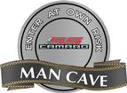 "18"" X 14"" Gen5 Camaro SS Man Cave Metal Sign"
