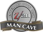"18"" X 14"" 69 Camaro Z/28 Man Cave Metal Sign"
