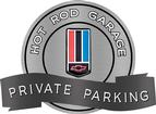 "18"" X 14"" Hot Rod Garage 93-02 Camaro Private Parking Metal Sign"