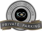 "18"" x 14"" Hot Rod Garage 100 Years Of Chevrolet Private Parking Metal Sign"