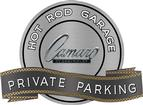 "18"" X 14"" Hot Rod Garage 1968-69 Camaro Private Parking Metal Sign"